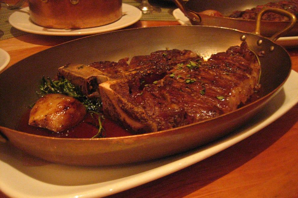 Las vegas steakhouses 10best steakhouse reviews for Craft steakhouse las vegas