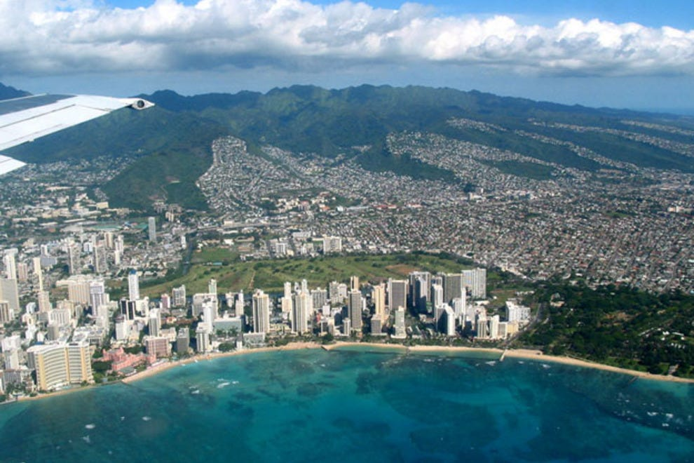 Hotel Slideshow Airport Hotels In Honolulu