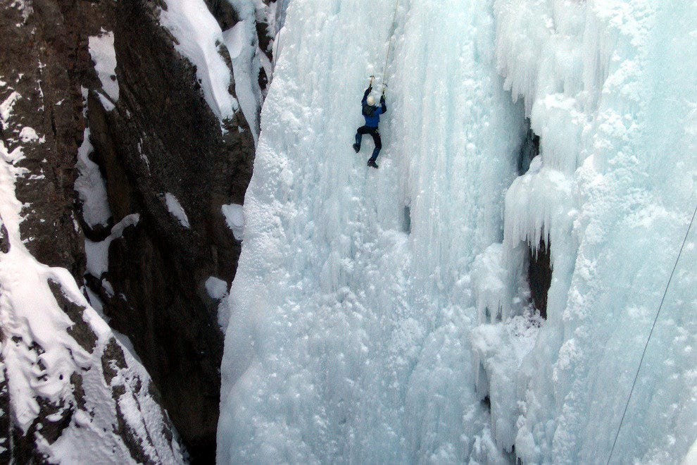 Ouray Ice Festival in southwest Colorado