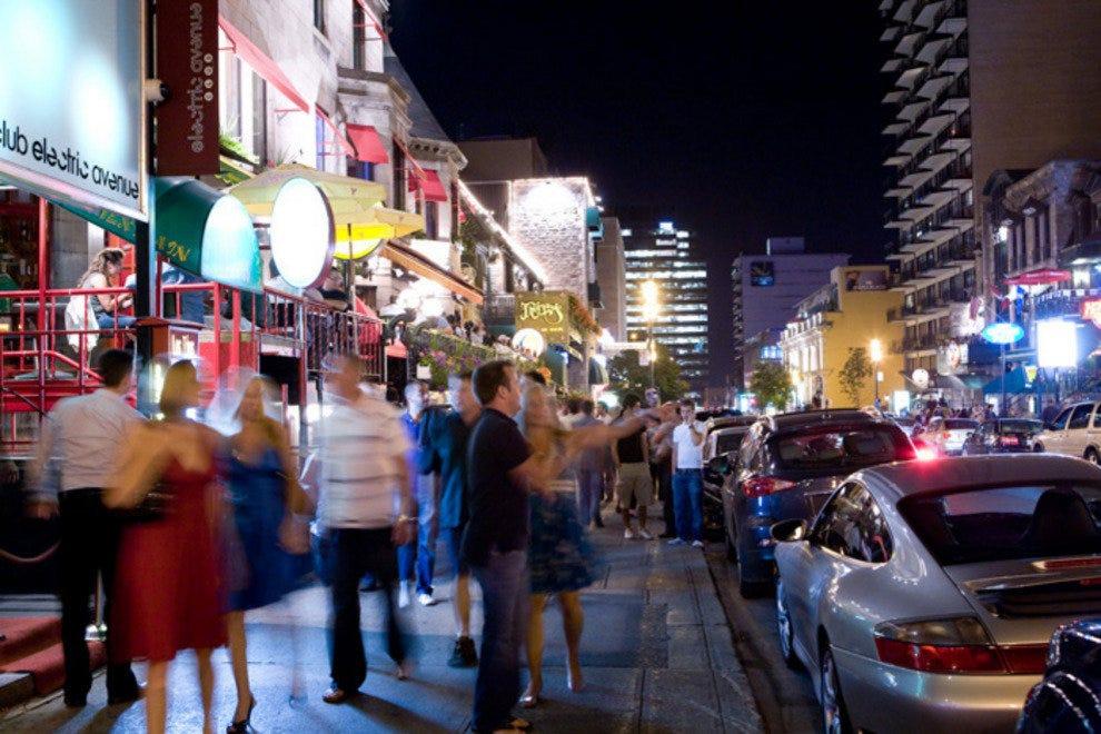 Restaurants Open Until Am Montreal