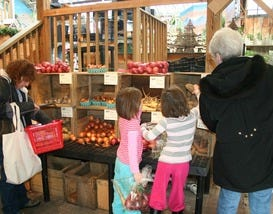 Get Your Local Fix at one of 30 Winter Markets in Massachusetts