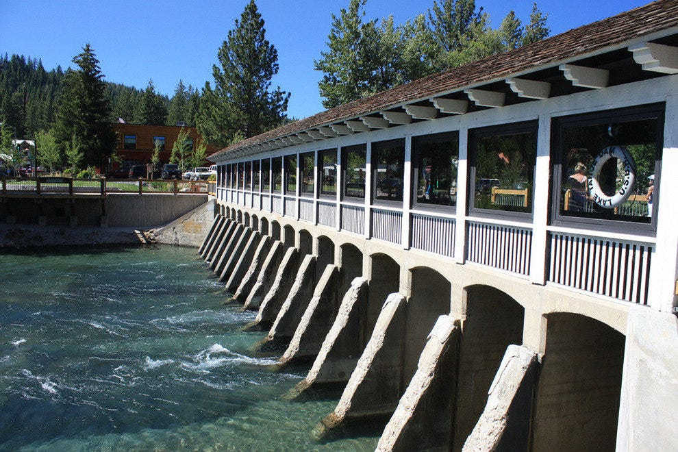 Lake Tahoe Dam: Tahoe Attractions Review - 10Best Experts and