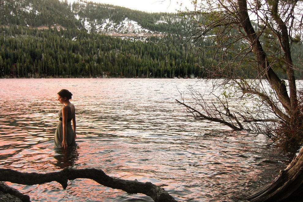 Donner lake tahoe attractions review 10best experts and for Donner lake fishing report