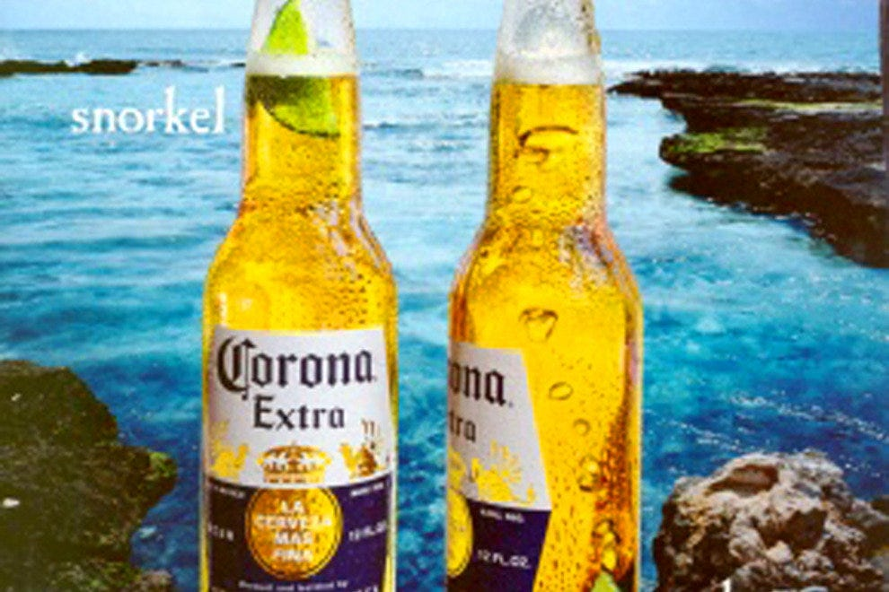 Corona is Known for Their Clever Ads