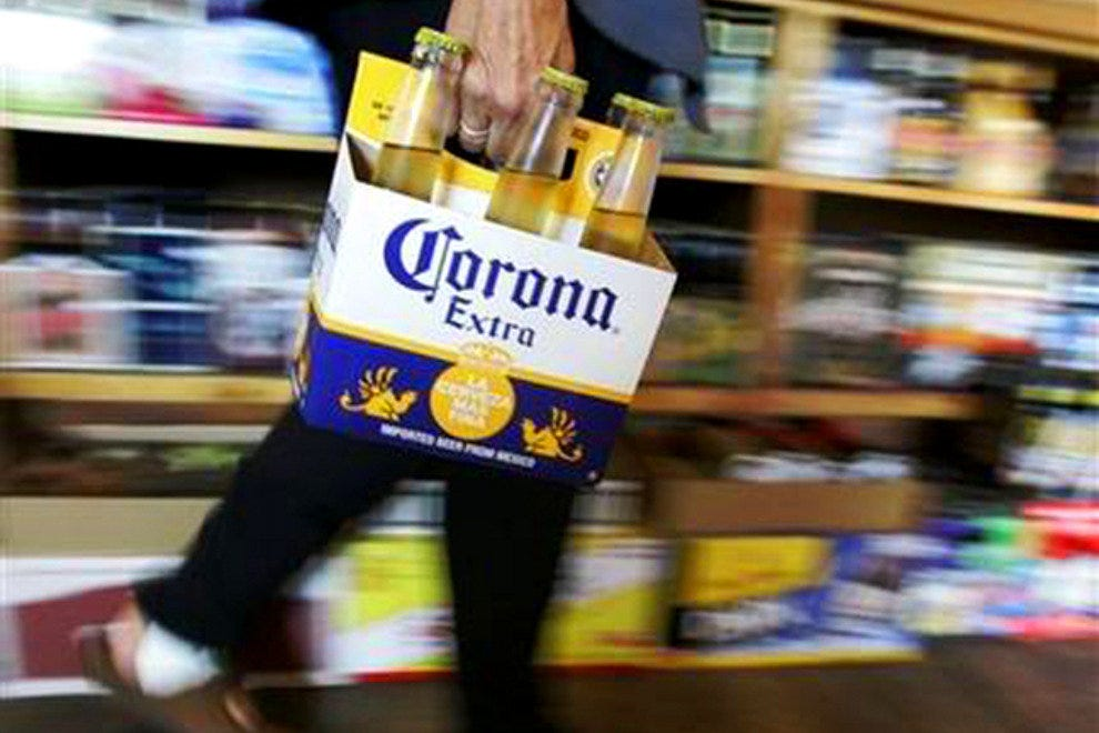 Corona is the Most Popular Mexican Beer in the World.