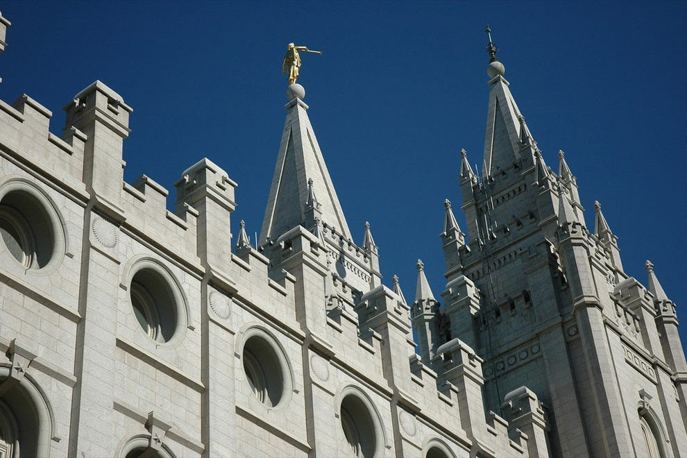 an overview of the church of jesus christ of latter day saints a christian religion Visitors at temple square weigh in on decision by the church of jesus christ of latter-day saints to drop 'lds' and 'mormon'  asked to name their religion thursday, the answers were all.