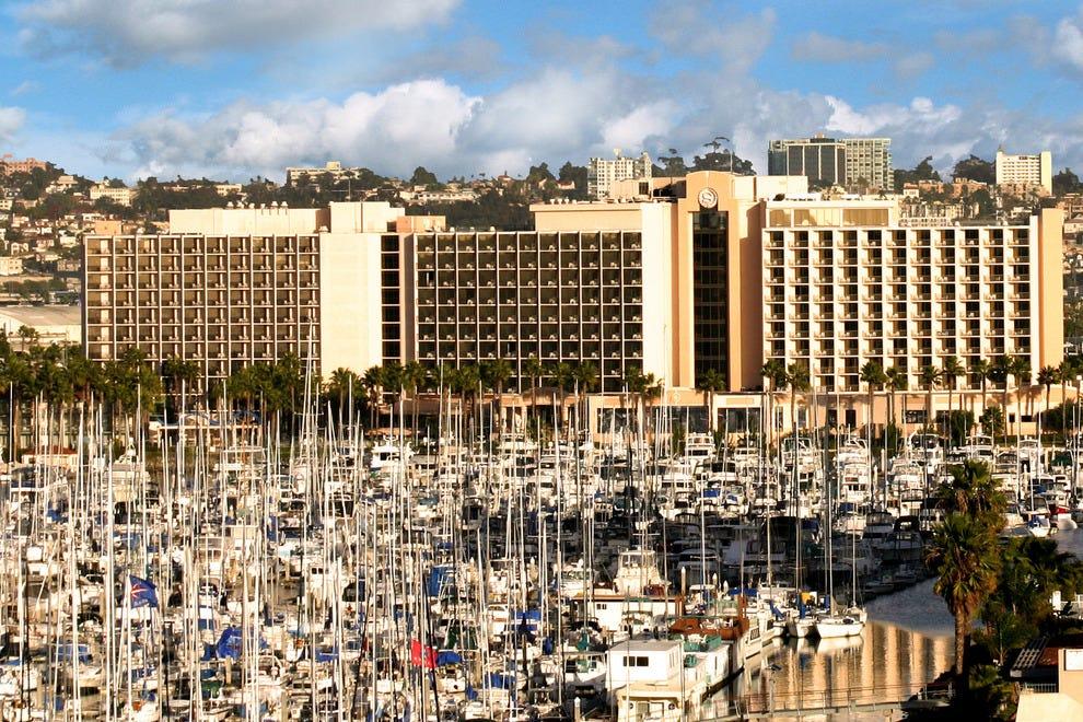 Sheraton San Go Hotel And Marina