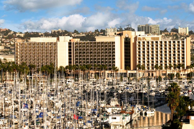 Cruise Port Hotels Hotels In San Diego