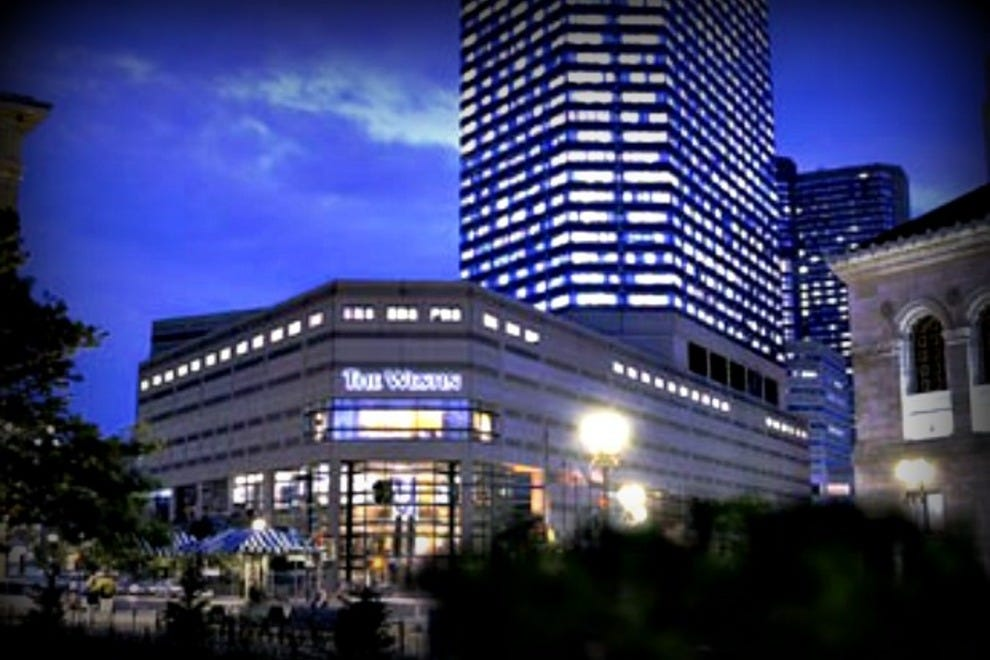 The Westin Copley Place Boston Boston Hotels Review