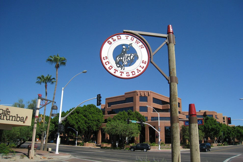 South Scottsdale Hotels