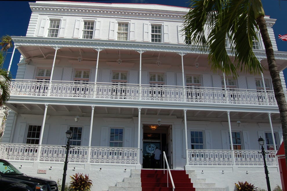 Virgin islands government house