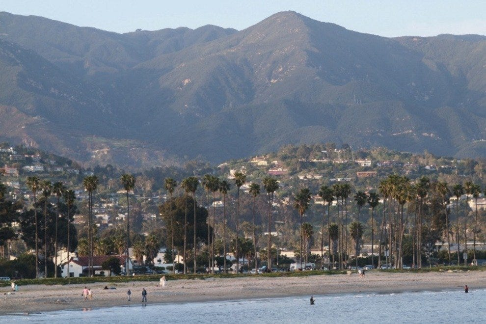 Santa Barbara, California:  home of State Street Ballet