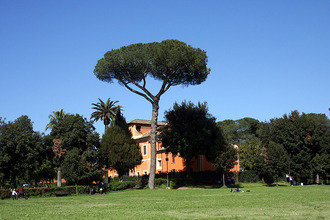 Villa Carpegna Park in Rome Reopens
