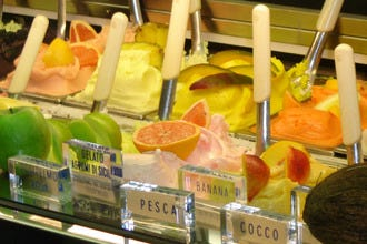 Please Your Palate with Some of Rome's Best Gelato