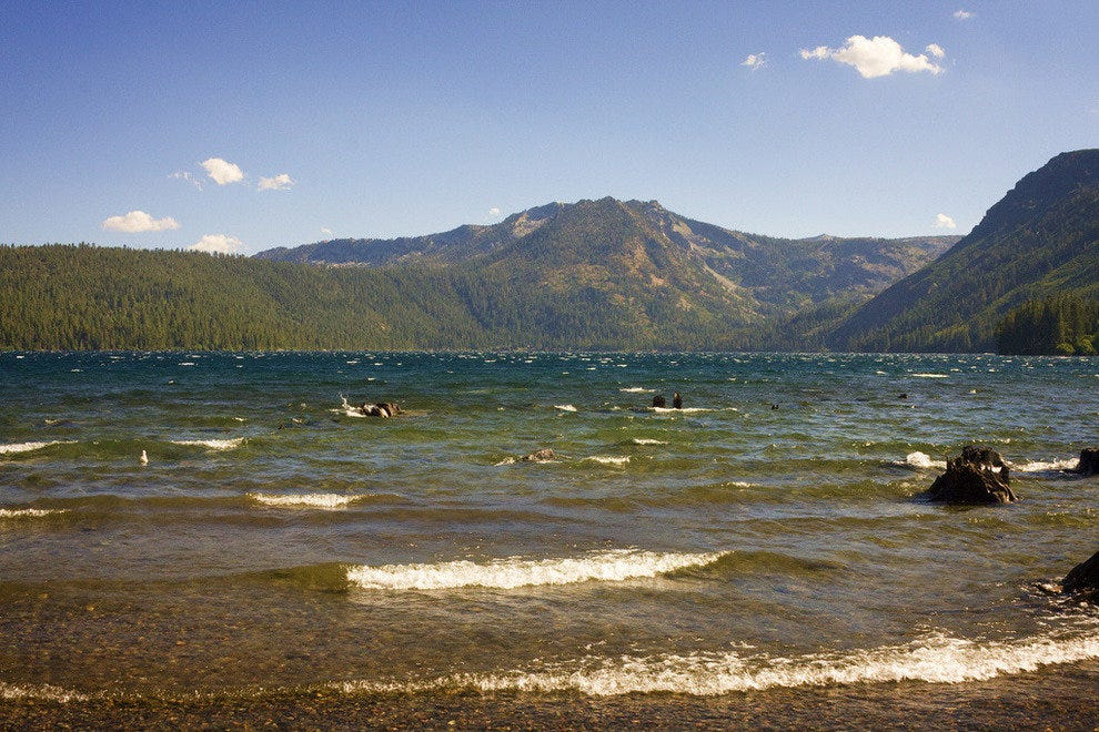 Fallen Leaf Lake Tahoe Attractions Review 10best