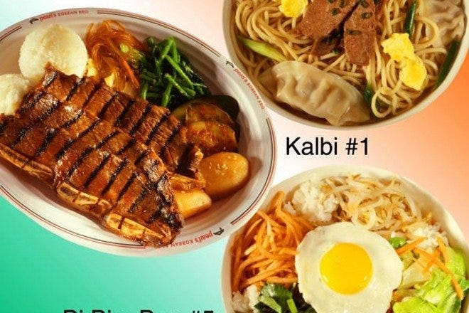 Pearl's Korean Barbecue