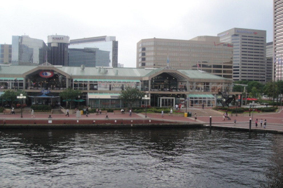 The Inner Harbor