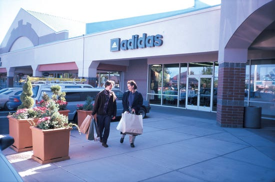Woodburn Company Stores is the largest tax free outlet mall in the western part of the United States and the largest outlet in the state of Oregon. The outlet is located off of I-5 in Woodburn.