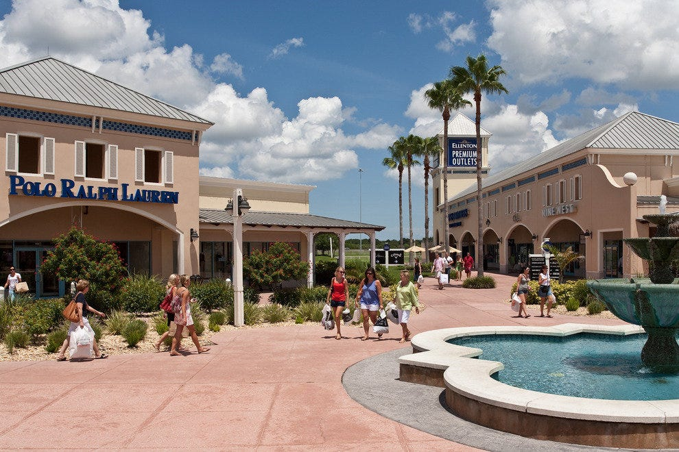 Outlet Mall St Pete Beach