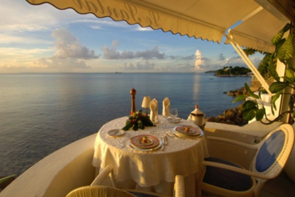 Saint Martin Sint Maarten Restaurants Restaurant Reviews