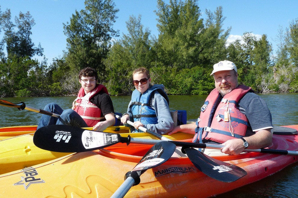Kayaking is Healthy and Fun Way to Get Outdoors