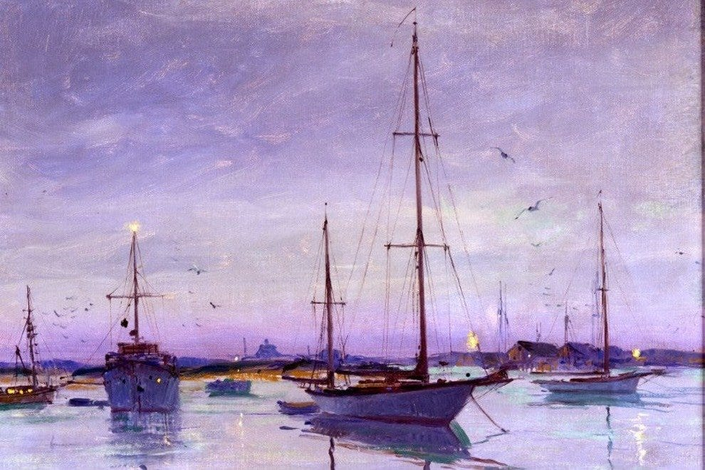 缅因州海事博物馆