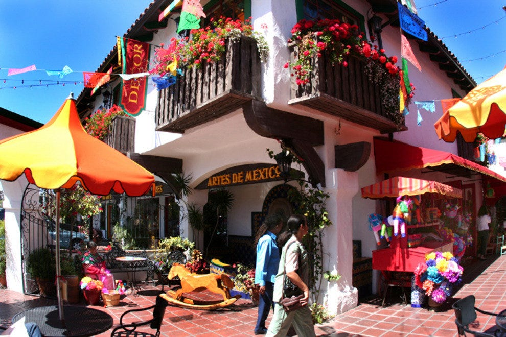 old town san diego  san diego shopping review