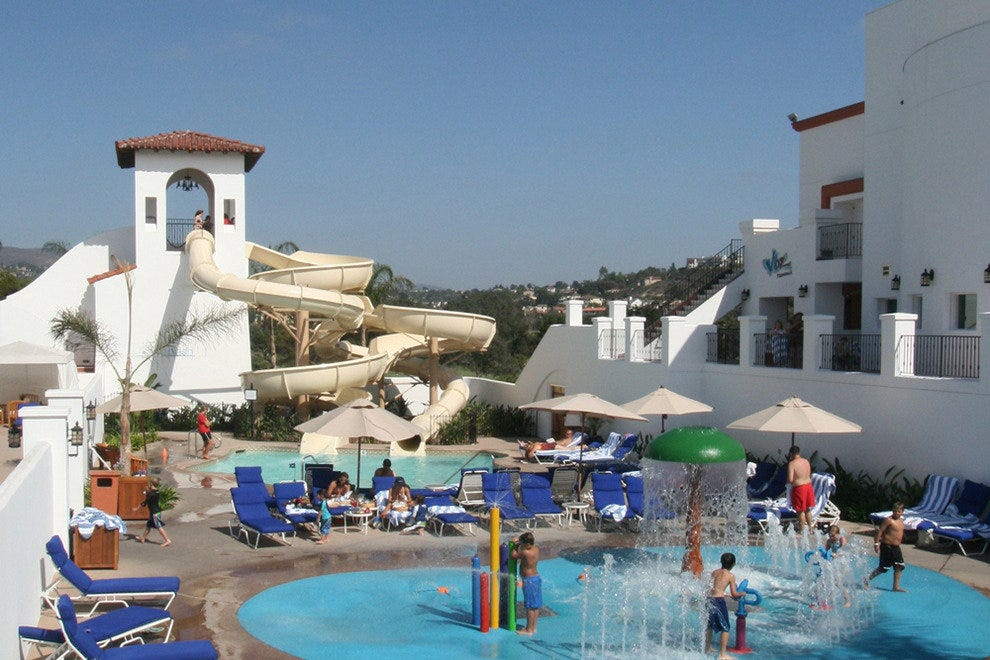 La Costa Resort & Spa, Splash Landing Water Park
