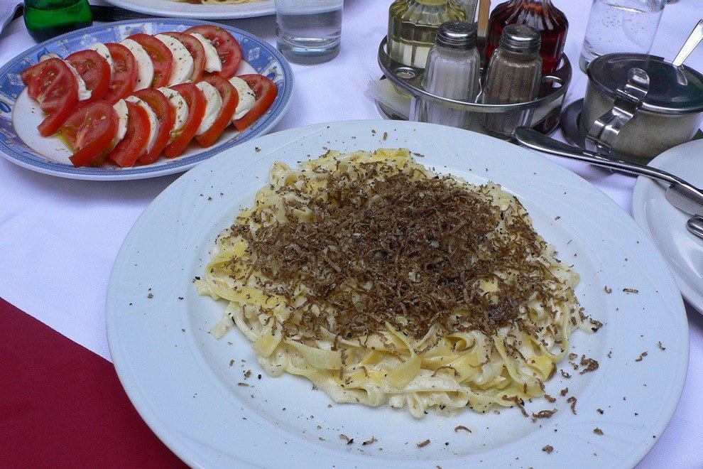 Truffles are often shaved onto dishes, and thus used sparingly