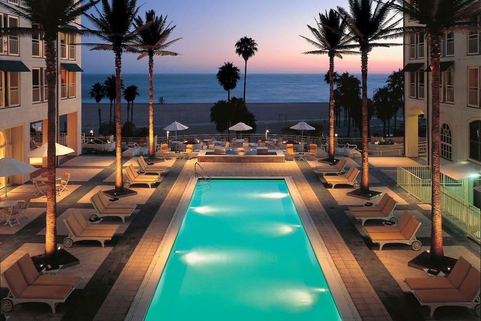 Best Beachfront Hotels Near Los Angeles