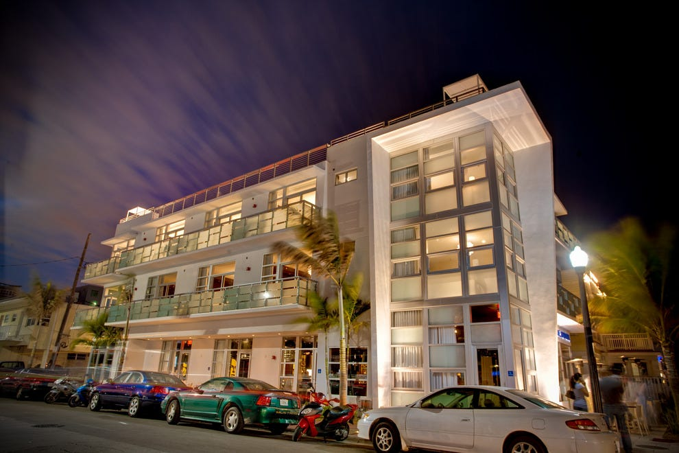 Miami boutique hotels in miami fl boutique hotel for Design boutique hotels slowenien
