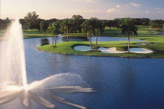 Blue Monster Course at Trump National Doral