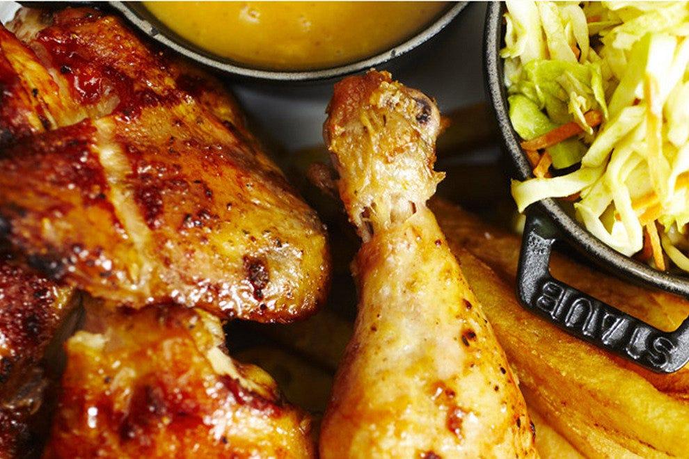著名的劳里尔鸡宴