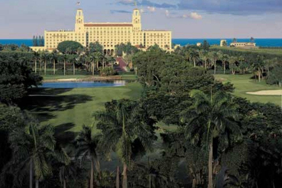 The Breakers Palm Beach fulfills and surpasses all whims and desires