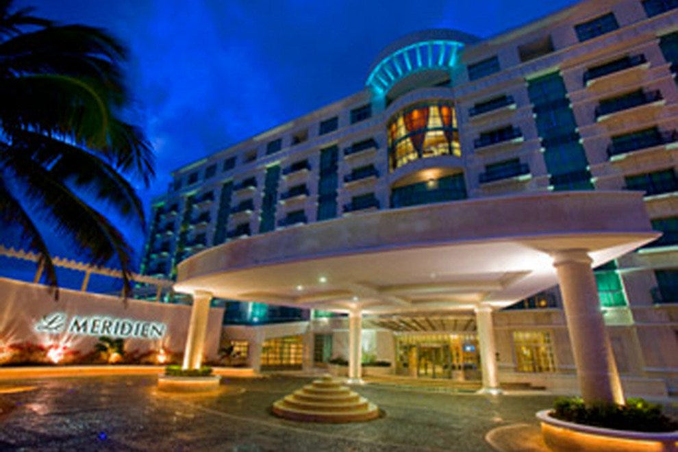 Le Meridien Cancun reopened as Sandos Cancun Luxury Experience Resort