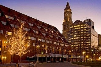 Make Your Boston Stay Memorable at the Updated Marriott Longwharf