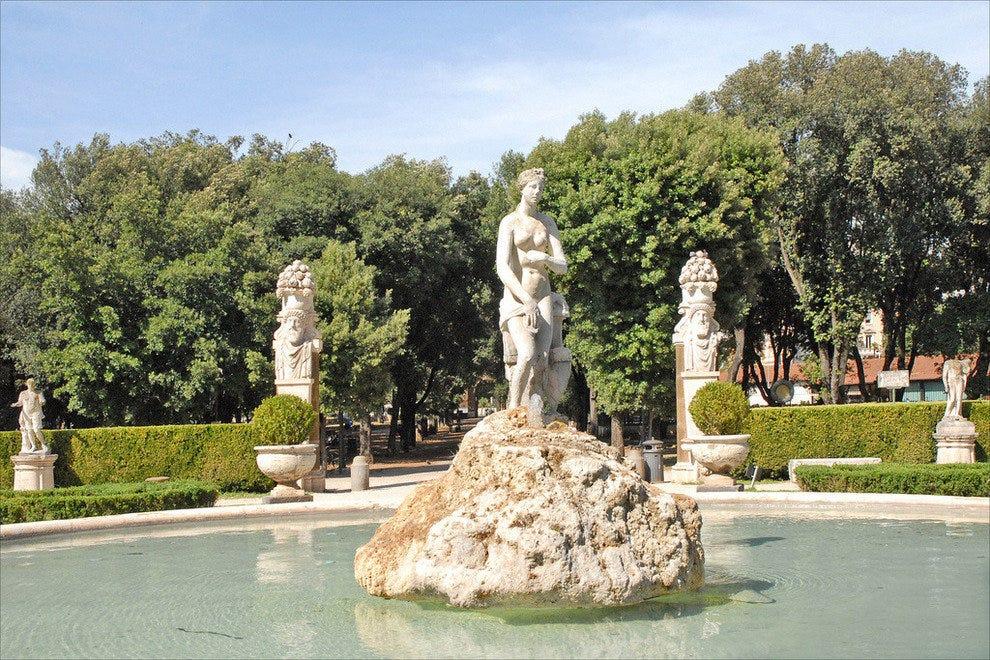 罗马博格西别墅