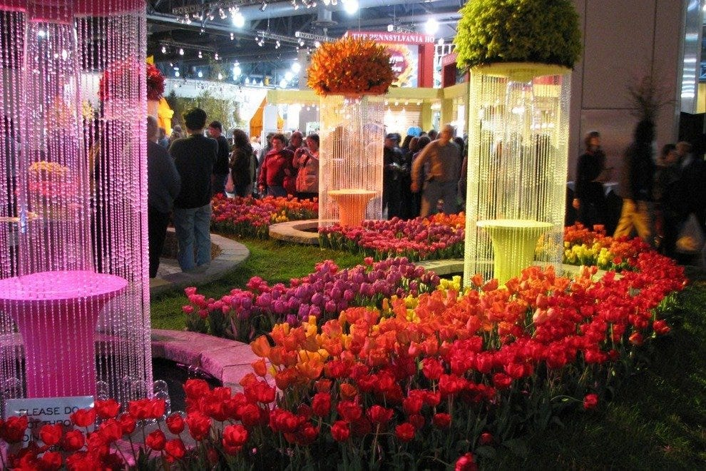 Philadephia International Flower Show