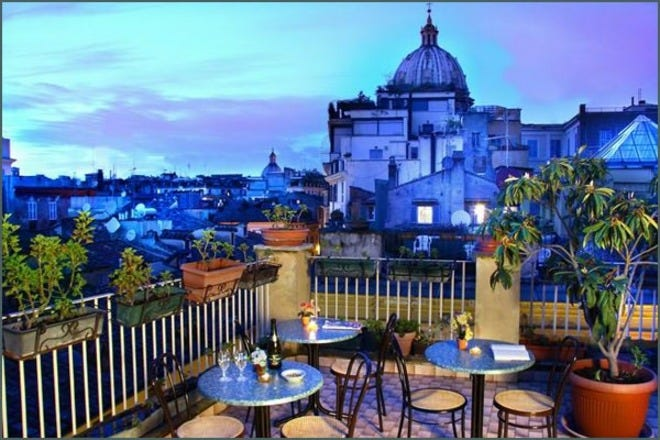 Budget Hotels in Rome