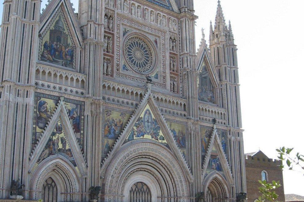 奥维耶托的大教堂