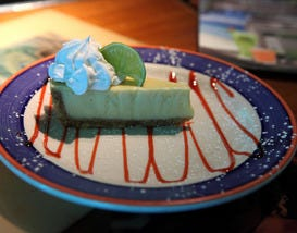 Key Lime Pie is Creamy, Tangy Tropical Treat