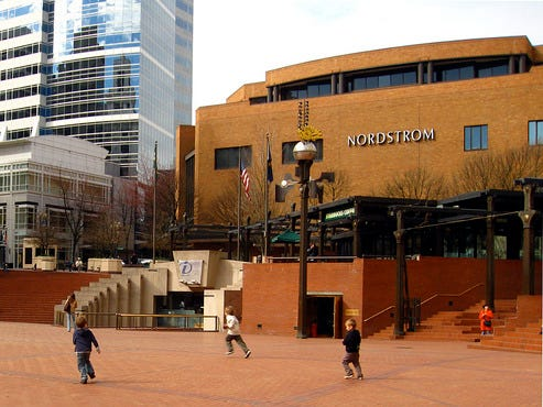 Nordstrom Downtown Portland 1.