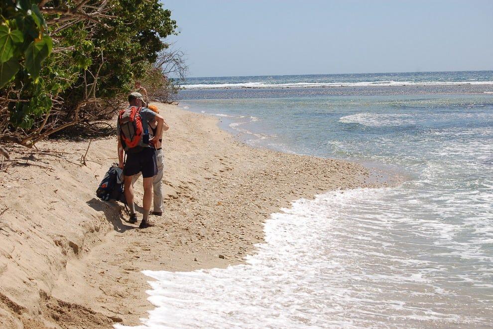 Cinnamon Bay Reef Bay Trail - Virgin Islands