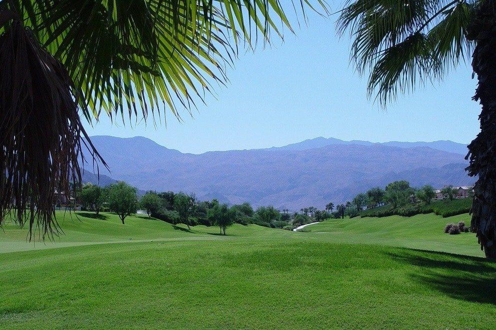 拉昆塔湖高尔夫球场,棕榈泉