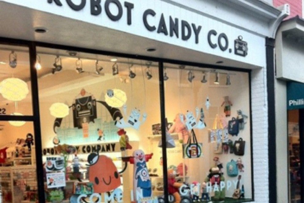 Robot Candy Company