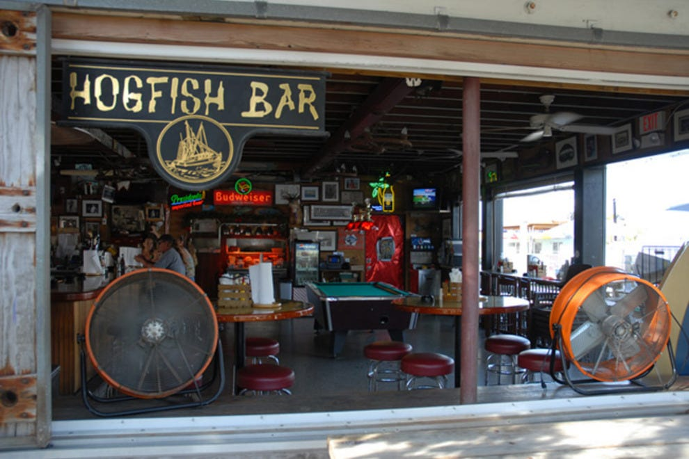 Hogfish bar and grill key west restaurants review 10best experts and tourist reviews - Restaurant bar and grill ...