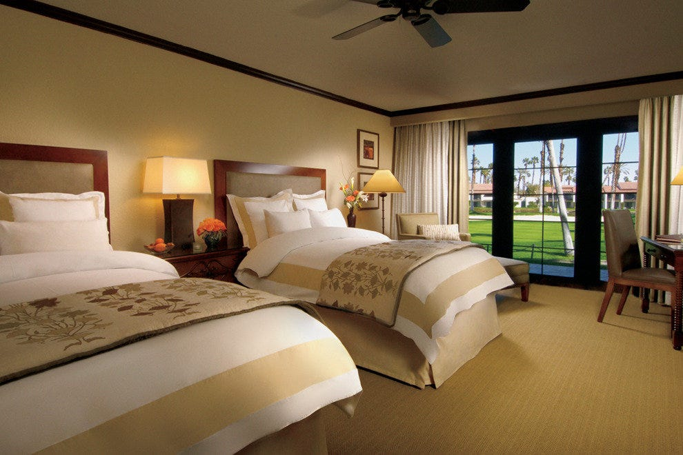Rancho Las Palmas Resort & Spa, guest room