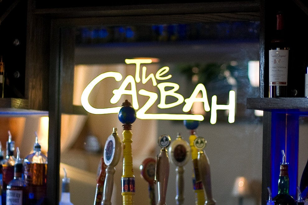 The Cazbah