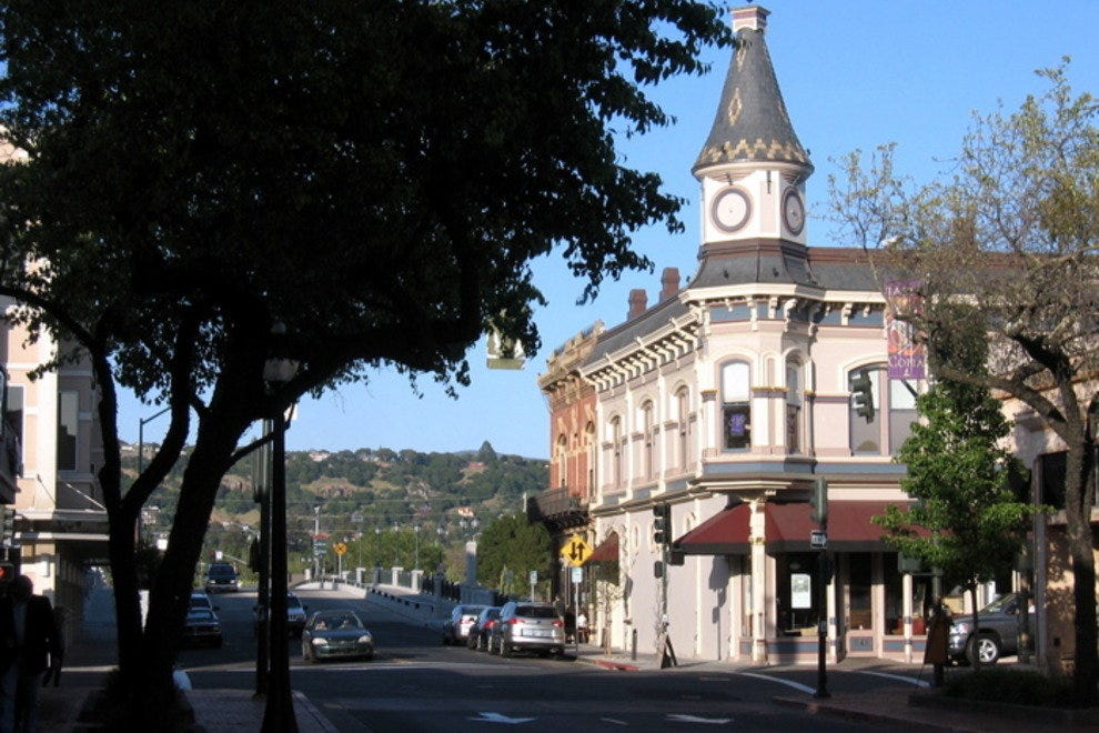 Napa Downtown