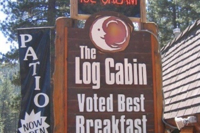Log Cabin Cafe & Ice Cream